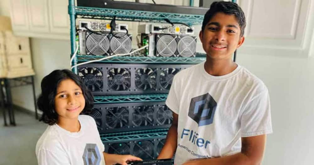 Young Siblings Earn KSh 3.2 Million Monthly after Starting Company During School Holidays