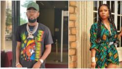 Nigerians react as Patoranking sparks dating rumours with Yemi Alade