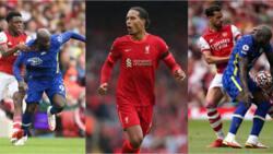 Tuchel boasts of Lukaku's physical threat to Van Dijk ahead of Chelsea's clash with Liverpool