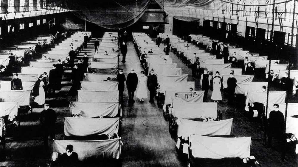 Tout sur la grippe espagnole