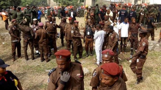 Amotekun reveals why a student in Oyo was killed
