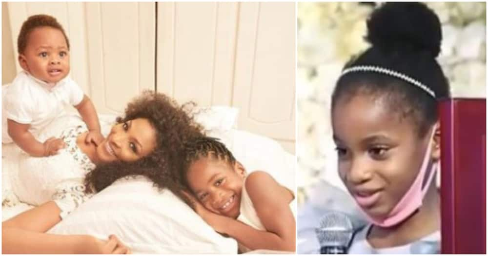 Late Ibidunni Ighodalo's daughter pays touching tribute (video)
