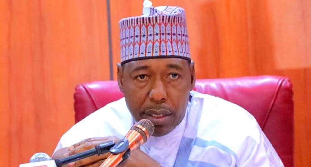 Ni ke shugabancin jihata, Zulum ya karyata rade-radin kafa gwamnan Boko Haram a Borno