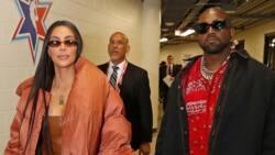 Kim Kardashian reportedly not fazed by Kanye's Russian model bae