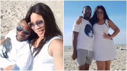 Monalisa Chinda stuns fans as she shares rare photos with her husband