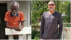 Elderly man appreciates Femi Otedola after billionaire sponsored medical treatment