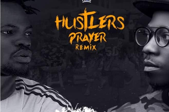 Flowking Stone - Hustler Prayer Remix lyrics
