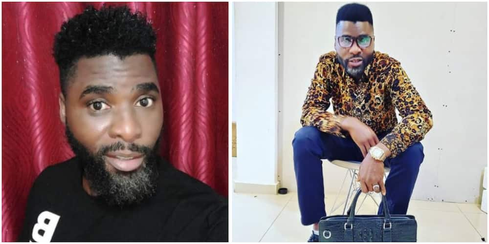 Actor Ibrahim Chatta turns 50, plans to stop acting, colleagues kick against it (photos, video)