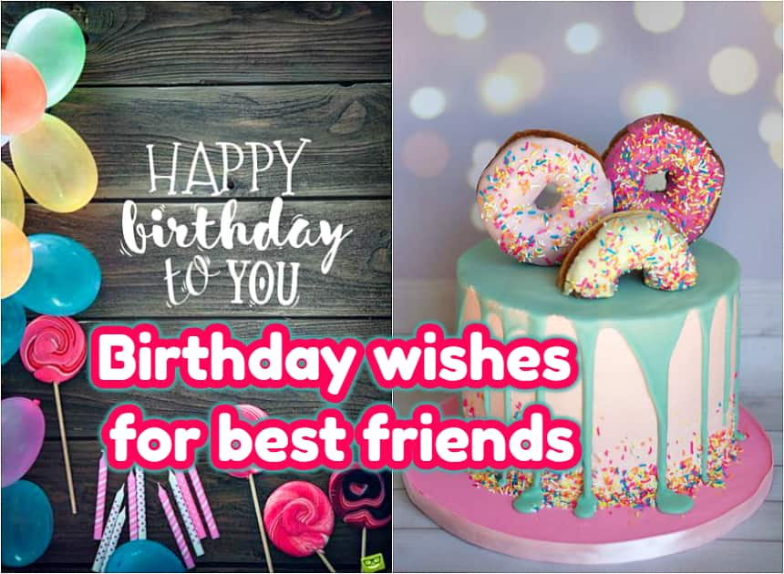 Cute Birthday Wishes For Best Friends Legitng