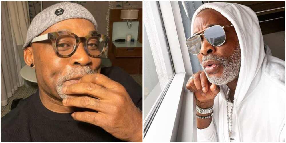 Nollywood actor RMD