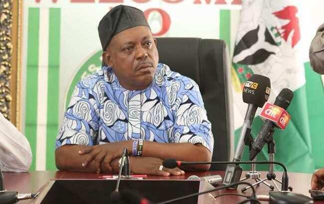 Shugaban PDP na kasa; Prince Uche Secondus