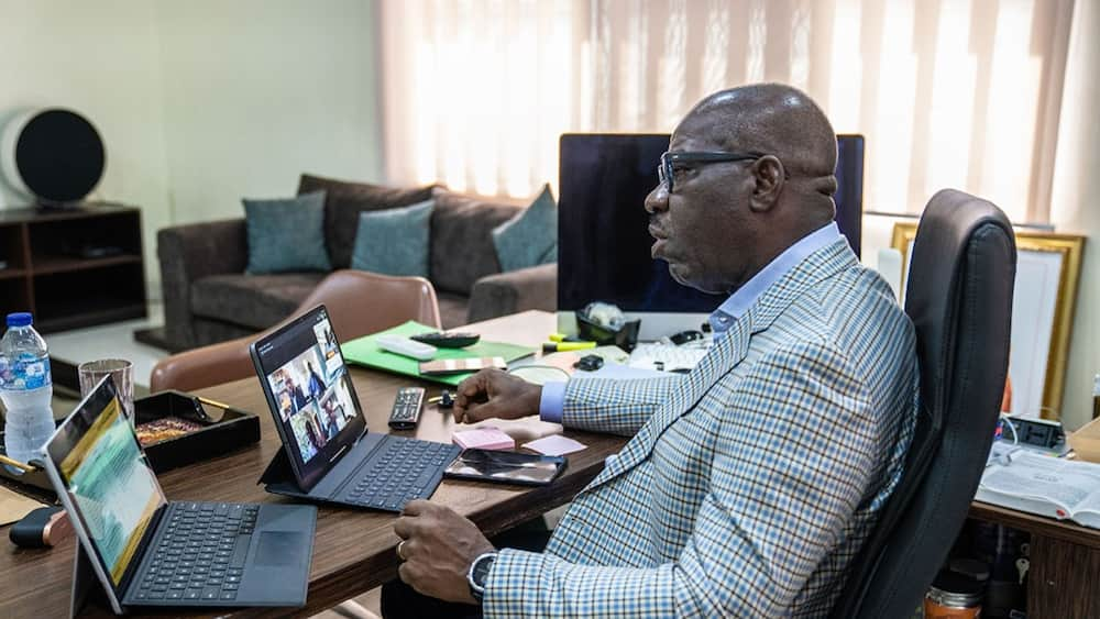 Edo election: CSO holds voter education rally, canvasses support for Obaseki