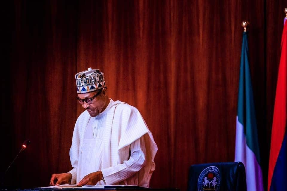 Buhari mourns former general overseer of Foursquare Church