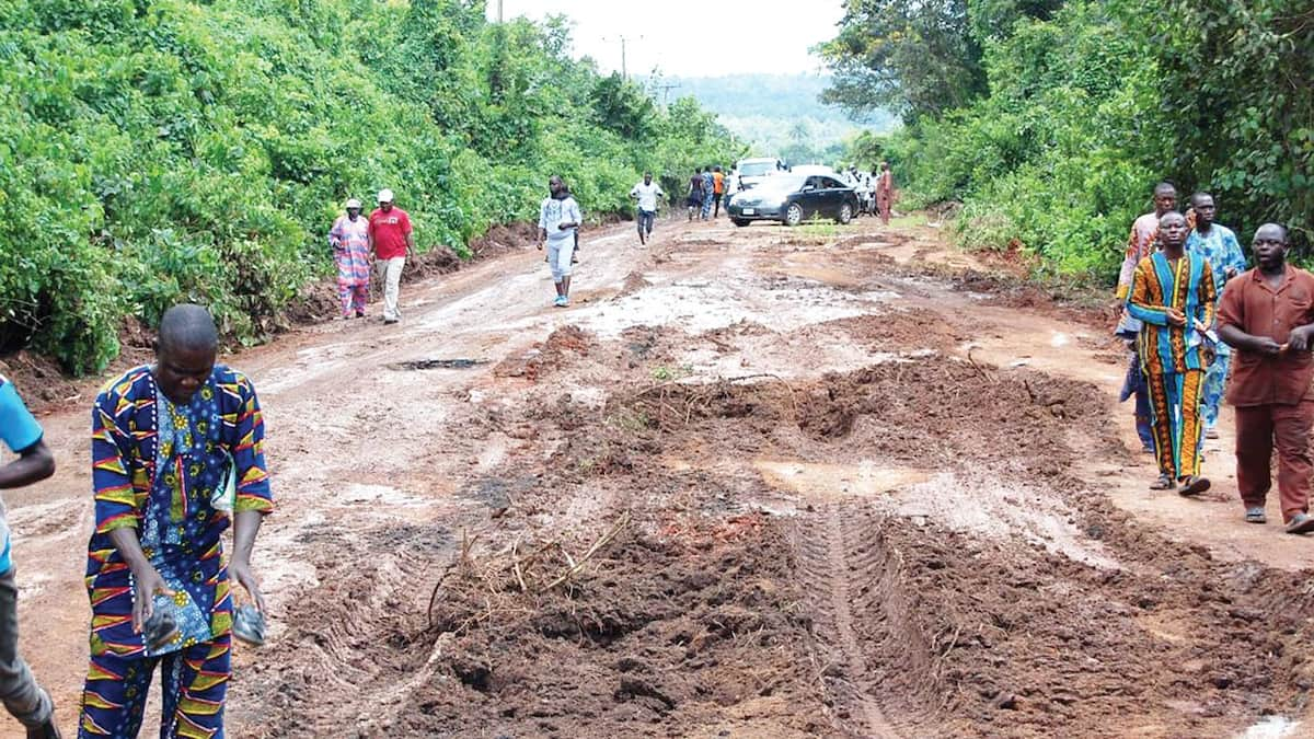 Causes of underdevelopment in Nigeria