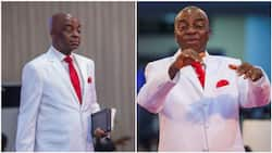 David Oyedepo's Winners Chapel celebrates opening 10,000 new branches in 1 year, many react