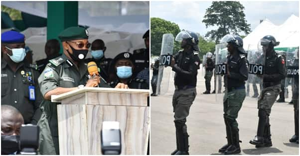 Unknown gunmen in trouble as IGP launches new security operation in southeast