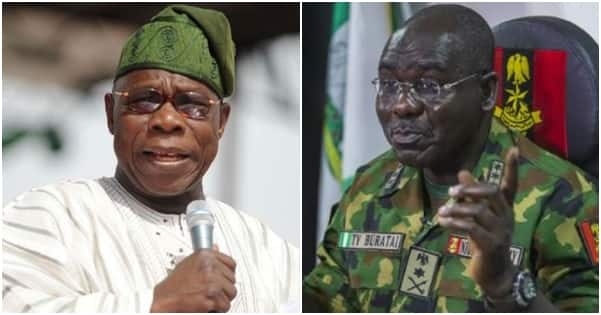 How Obasanjo almost retired me from army, General Buratai