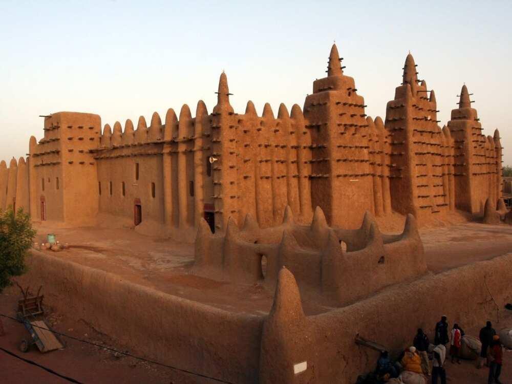 Timbuktu city