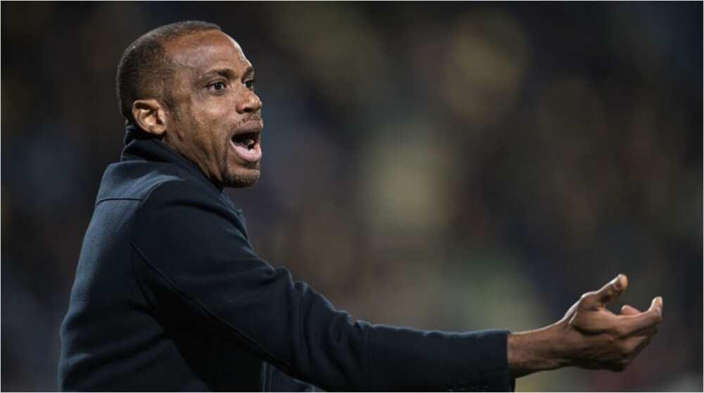 Former Nigerian International Daniel Amokachi Names the Former Team-Mates He respects a Lot