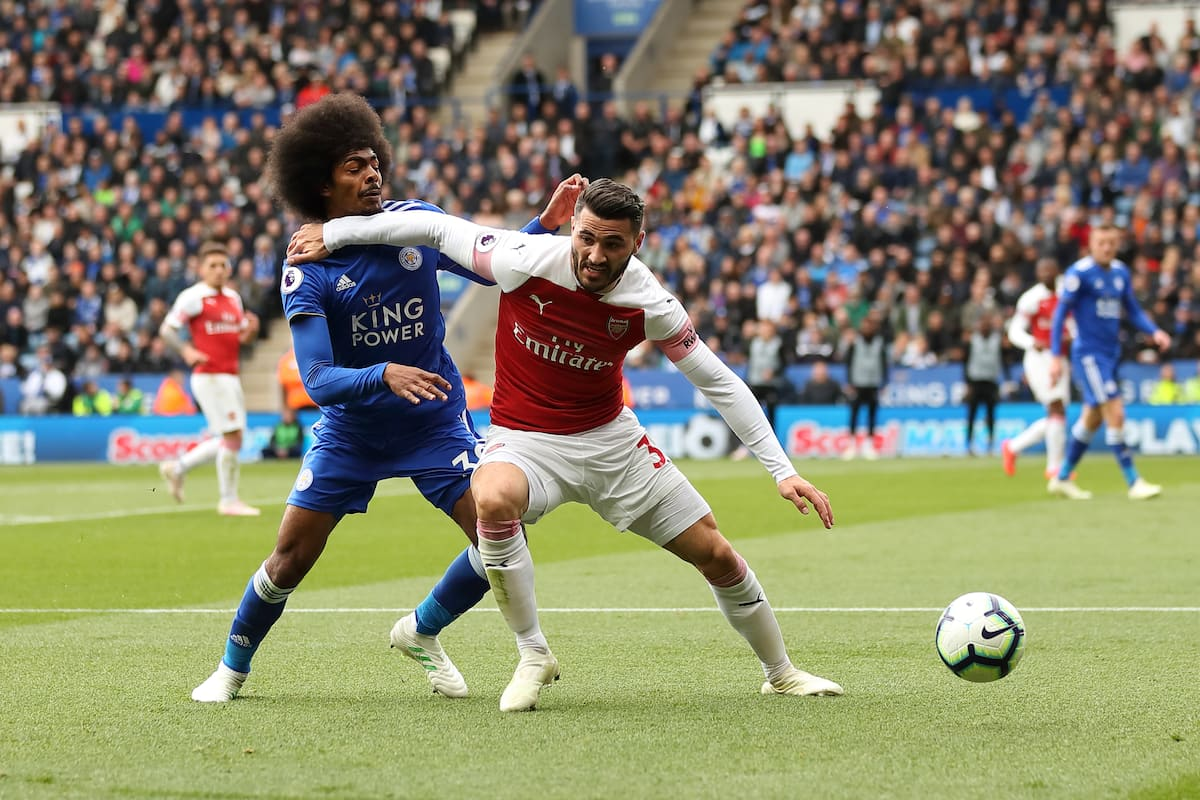 Leicester City Vs Arsenal