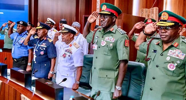 Insecurity: Surprise Nigerians, change service chiefs, says ex-DSS boss