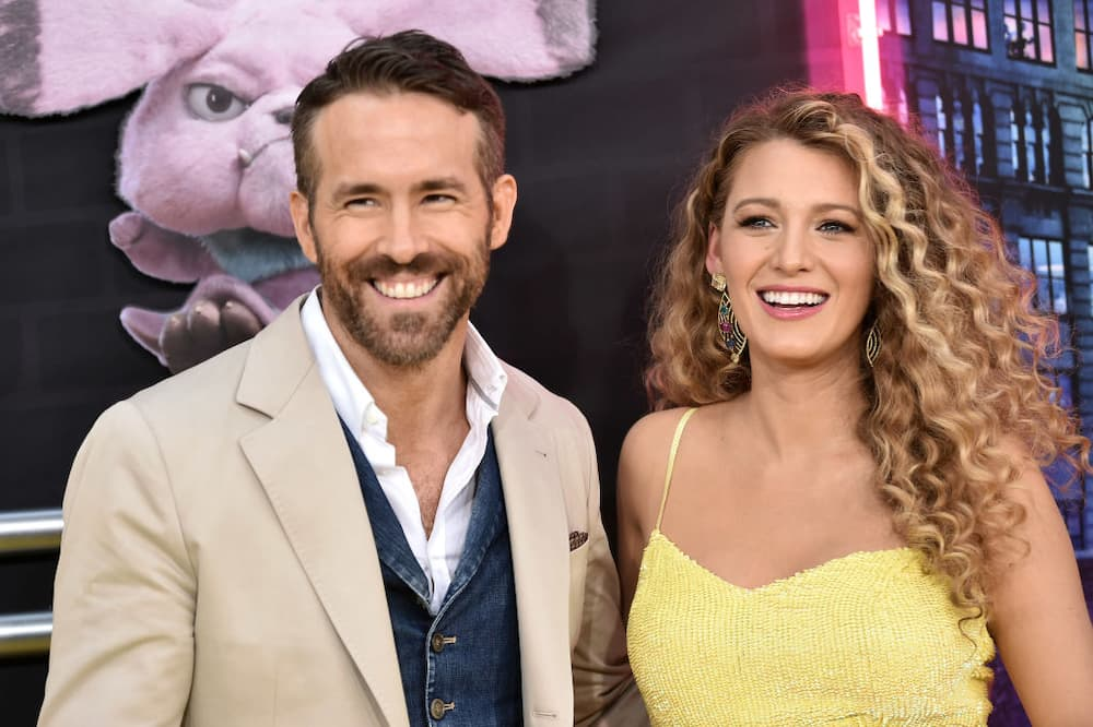 Ryan Reynolds wife