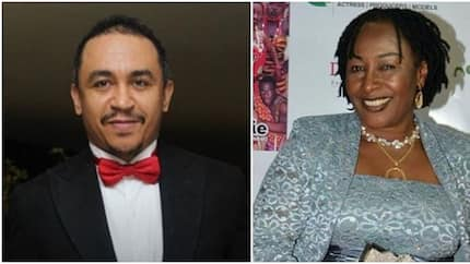 OAP Freeze pens open letter to veteran actress Patience Ozokwor for saying hair weaves are dedicated to shrines