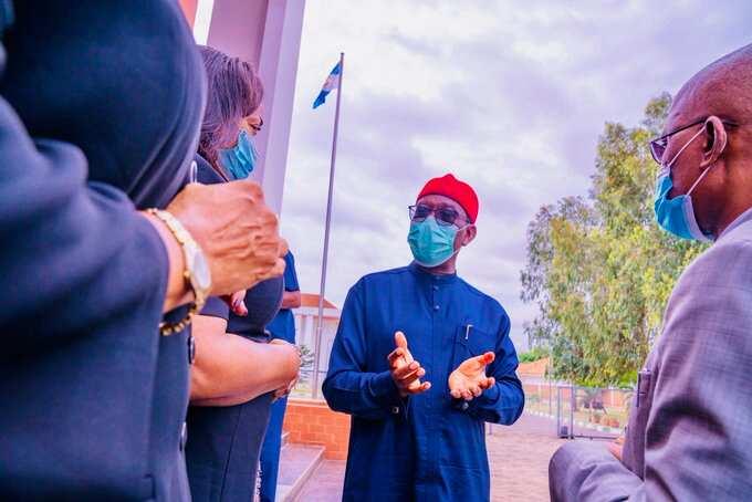 Breaking: Nigerian governor announces full autonomy for state judiciary