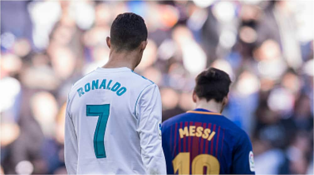 Diego Maradona claims no one will achieve half of what Messi and Ronaldo done