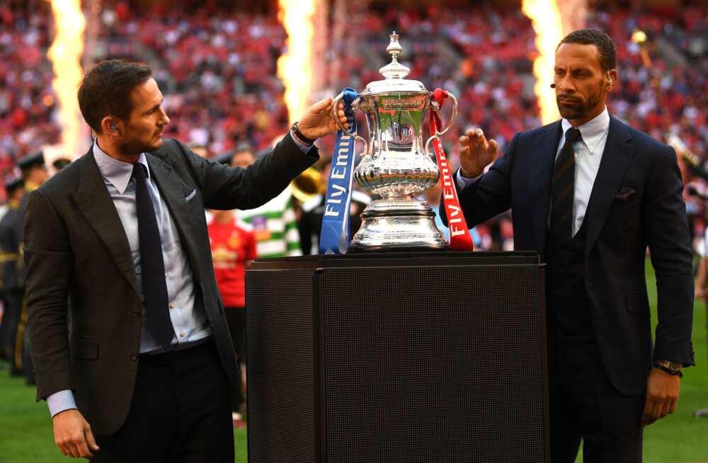 Rio Ferdinand snubs Paul Scholes as he names Frank Lampard