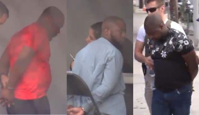 FBI: Full list of 80 Nigerians raided in the US for alleged fraud
