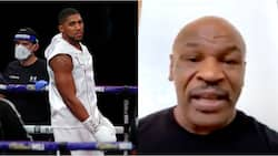 Mike Tyson expresses fear for Anthony Joshua ahead of undisputed bout against Fury