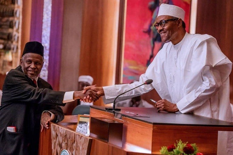 JUSUN strike: I See no Fault in your Action, Thumbs up, CJN Muhammad Tells Union