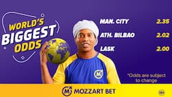 Mozzart Bet Offers World's Biggest Odds in Three Wednesday Games