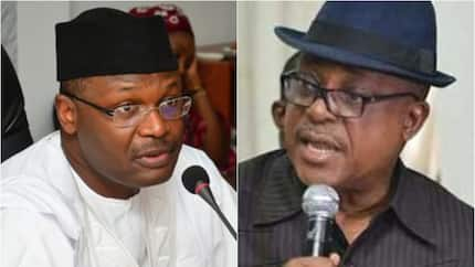 2019: PDP chairman Secondus warns INEC chairman against rigging