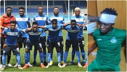 Nigerian players attacked by irate fans after a disappointing result