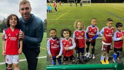 Premier League giants sign amazing 5-year-old boy who dribbled the whole opponents in stunning video