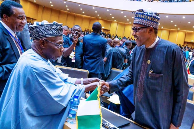 Jubril from Sudan? Obasanjo makes revelation about Buhari being cloned in 2017