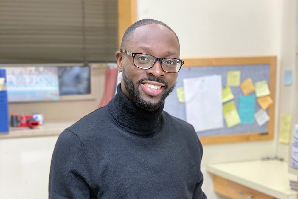 Tobiloba Oni, Nigerian Cell Biologist Appointed As Whitehead Fellow In USA