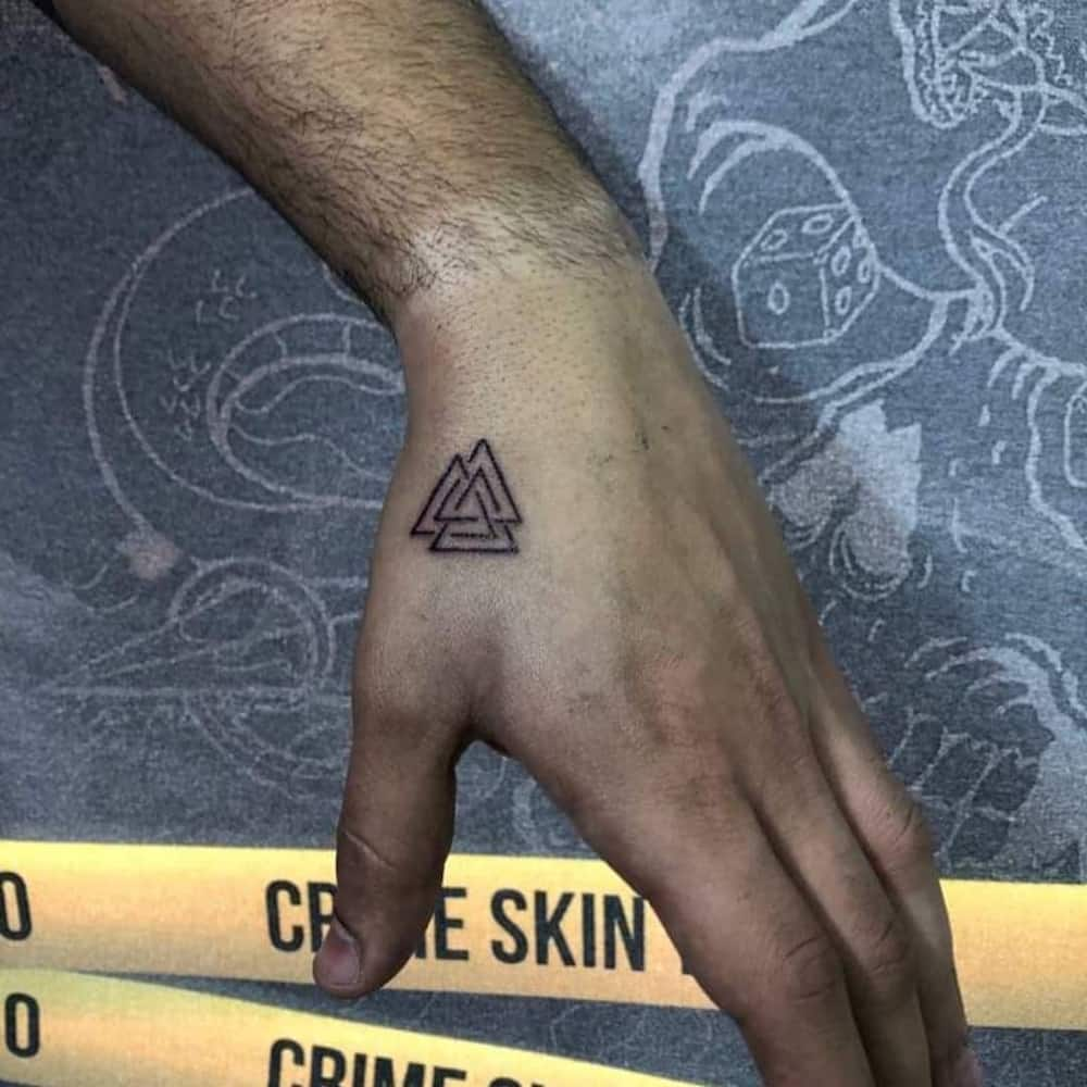 cool small tattoos for men