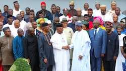 Why Buhari will enjoy the support of Akwa Ibom people - APC says as president flags off campaign in Uyo