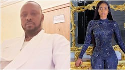 Abeg, they are all fake: Kpokpogri denies being the voice in audio confessing to sleeping with Jane Mena