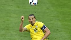 Sweden recall Zlatan Ibrahimovic for World Cup qualifiers 5 years after his retirement