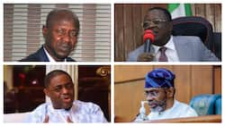Year in review: Magu, FFK, Anyim, top Nigerian politicians involved in scandals in 2020