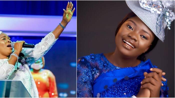 Tope Alabi is our mummy: Oniduro Mi crooner Yinka Alaseyori finally breaks silence on singer's criticism