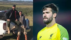 Liverpool super goalie Becker dedicates wonder goal against West Brom to 1 member of his family