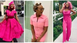 Inside DJ Cuppy's fashion world: 10 photos of billionaire daughter in pink looks