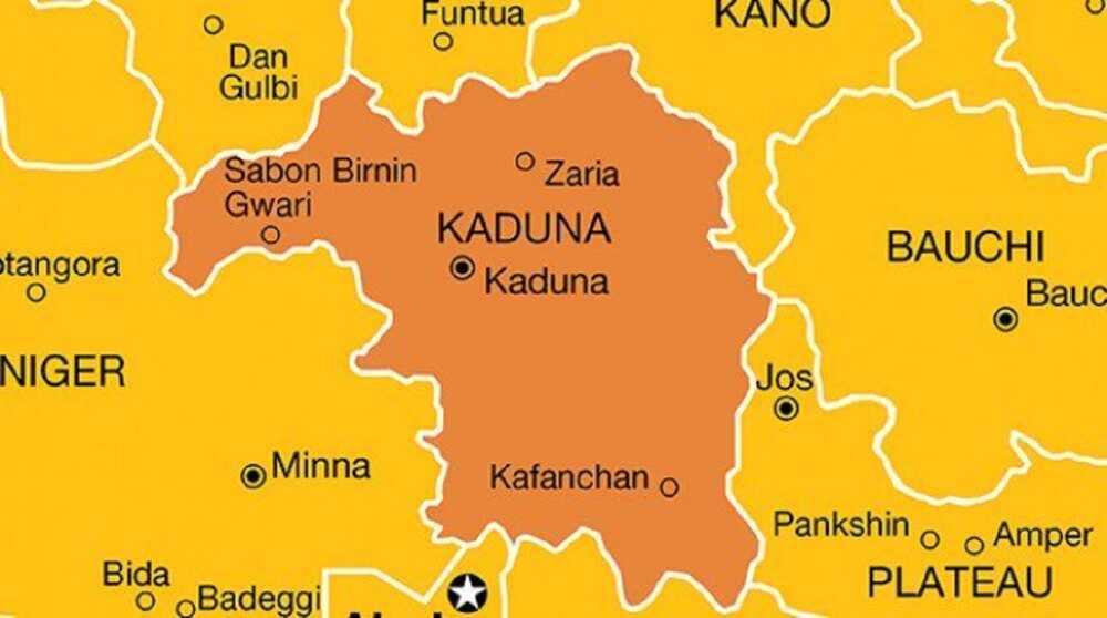 Taswirar jihar Kaduna