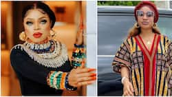 Your followers will still castigate you when they know who you are: Bobrisky calls Tonto Dikeh a pretender
