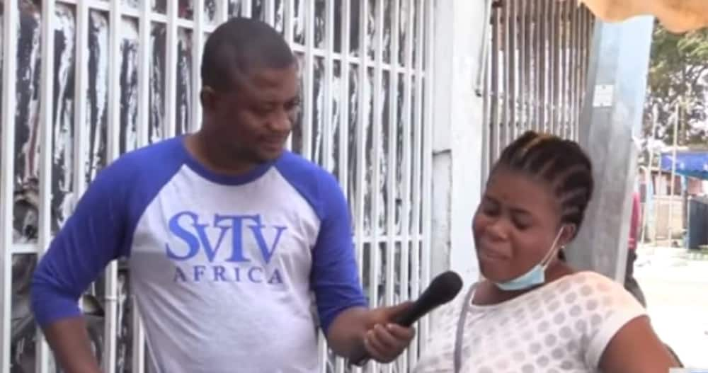 Akua Attah: Young lady Narrates how she is Ridicule for Selling yam at the Market